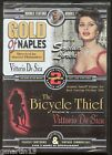 Gold of Naples  Bicycle Thief Vittorio De Sica Sophia Loren