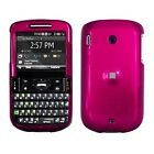 Hard Plastic Snap on Cover Fits HTC XV6175 Ozone Solid Rose Pink Verizon Ple