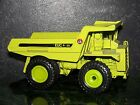 Conrad  Diecast Construction Truck Vehicle  EUC R35 Green DumpTruck