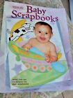 Memory Makers NEW BABY Scrapbook Pages INSTRUCTION BOOK IDEAS