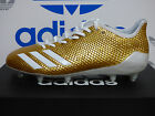 NEW AUTHENTIC ADIDAS adizero 5 Star 60 Gold Cleats BW0778