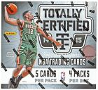 2014 15 Panini Totally Certified Basketball Hobby Box