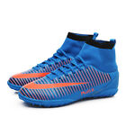 Hot Selling Young Mens Wear ResistingCleats Outdoor Football Shoes AG TF