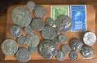 ⭐️ 24 Ancient Greek & Roman Coins - Treasure, Coins, Artifacts, Zeus, Athena