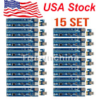 15 Sets USB 30 PCI E Express 1x to 16x Extender Riser Card Cable For Bitcoi US