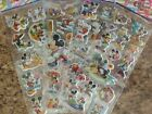 Mickey and Minnie mouse and friends puffy stickers set of 2 sheets