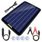 ECO Worthy 12 Volts 10 Watts Solar Battery Charger  Maintainer Portable Powe