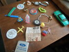 Old Stuff Junk Drawer Mixed Lot Full trinkets toys All Kinds of odd ball GOODIES