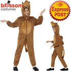 CK1017 Plush Camel Costume Boys Girls Christmas Nativity Animal Kids Book Week