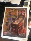 new pinball flyer Stern Elvis pinball Free Shipping