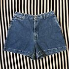 Vintage 90s Clothing Dockers Khakis Womens High Waisted Mom Jean Shorts