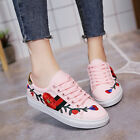 New Women s Fashion Flat shoes Flower shape Casual Sneakers Running Shoes