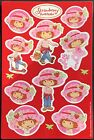 Scratch  Sniff Stickers American Greetings Strawberry Shortcake Mint
