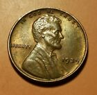 1939 P LINCOLN WHEAT PENNY #W25337