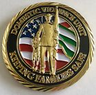 NYPD Domestic Violence Unit Challenge Coin
