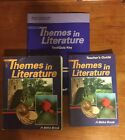 Abeka Grade 9 Themes In Literature Student TextTeacher Guide And Test Quiz Key