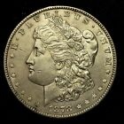 1878 S ~**ABOUT UNCIRCULATED AU**~ Silver Morgan Dollar Rare US Old Coin! #R39