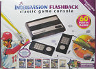 Intellivision Flashback w/60 Built In Games: Htf COLLECTORS EDITION (Brand New)