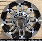 4 New 17 Wheels Rims for Isuzu Axiom Rodeo I 280 I 290 I 350 I 370 6 lug 25001