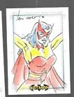 Exlcusive 2012 Cryptozoic DC Comics The New 52 Sketch Card Preview 8