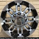 4 New 15 Wheels Rims for Isuzu Axiom Rodeo I 280 I 290 I 350 I 370 6 lug 25004