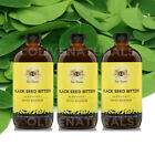 Buy 3 BLACK SEED BITTERS with MORINGA~DETOX~16 oz~The Original+Best by Gye Nyame