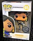 SDCC COMIC CON 2017 FUNKO POP! GAMES OVERWATCH #95 PHARAH BLIZZARD EXCLUSIVE
