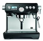 Breville Espresso Machine Italian Commercial Kit Caffe Electric Double Boiler