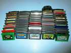 Game Boy Advance Games You Pick Choose Your Own Great Titles Mario Pokemon