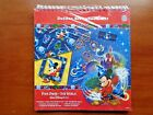 Disney Deluxe Scrapbook Kit Four Parks + One World New Discontinued Unopened Kit