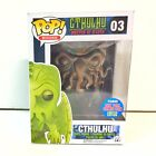 Funko Pop Books Cthulhu (Patina) 2015 SDCC Exclusive