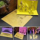 3D Metal Stereo Cutting Dies Cutter Embossing Scropbooking Cards Making Decor