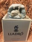 LLADRO 8061 A Snowy Haven Retired Mint Condition! Original Grey Box! Rare L@@K!