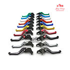CNC Clutch Brake Levers For Ducati 749/S/R 848/EVO 999/S/R S4RS M1100/S Monster