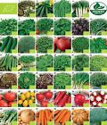 EU Certified Organic BIO Vegetable Spice Herb seeds NON-Hybrid NON-Gmo, ECO 100%