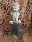 Lladro 7600 Little Pals RETIRED! No Box! Mint Condition! 1st Collector's Society