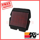 Replacement Air Filter KN HA 1801 fits Honda GL1800A Gold Wing ABS 01 12