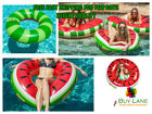 Pool Central Inflatable Beach Lounger Fun Float Swimming Pool Air Lounge Raft