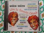 WEEN Live in Toronto CD NEW SEALED NEVER PLAYED RARE Sold Out