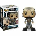 Funko Pop Bodhi Star Wars Rogue One SDCC 2017 San Diego Exclusive