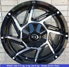 4 New 20 Wheels Rims for Isuzu Axiom Rodeo I 280 I 290 I 350 I 370 6 lug 25046
