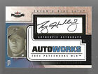 2004 Fleer Patchworks Roy Halladay Cerified Autograph Card 107 286