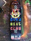 DUANE PETERS PUNK ROCK SKATE PERSONAL PPS DECK HAND PAINTED ONE OF A KIND 2011