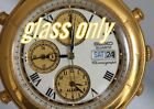 ORIGINAL SEIKO GLASS Age of Discovery 7t36-7a10 7t39-7a00 7t59-7a30  Moonphase