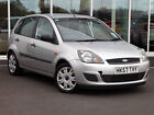 LARGER PHOTOS: 2007 57 FORD FIESTA 1.25 STYLE CLIMATE 5dr [AC] - ONLY 95481 MILES!