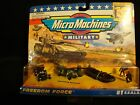 Micro Machines 10 Year Anniversary 1997 Freedom Force 1 SEALS NIP