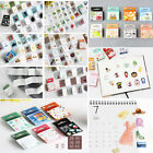 40Pcs Creative DIY Diary Decoration Scrapbooking Album Label Sticker + Gift Box