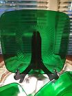 Anchor Hocking Forest Green Charm Luncheon Plates 8 3/8