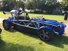 LARGER PHOTOS: Supercharged MEV Exocet - Mazda MX5 1.8 (6speed gearbox & LSD) based kitcar