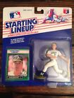 MARK MCGWIRE 1989 Starting Lineup Figure Athletics Cardinals Bash Bros. w/ Case